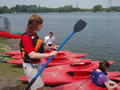 Manchester Adventure Challenges - Kayaking